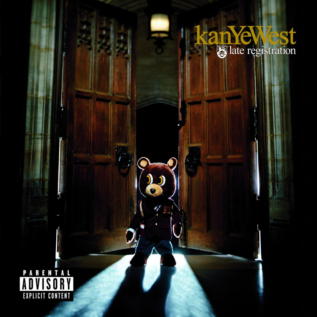 "Kanye West ""Late Registration"" 2xLP Vinyl"