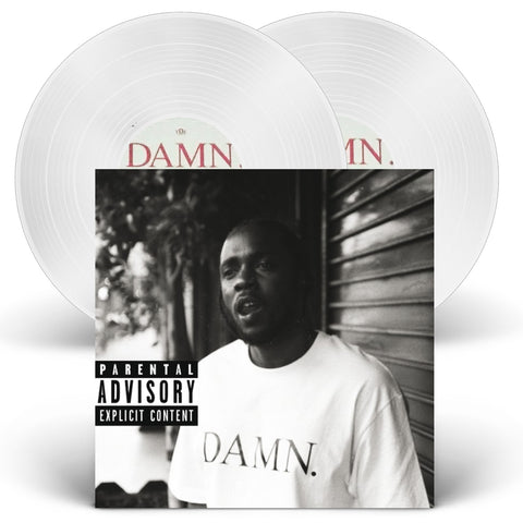 "Kendrick Lamar ""DAMN. Collector's Edition"" 2xLP"