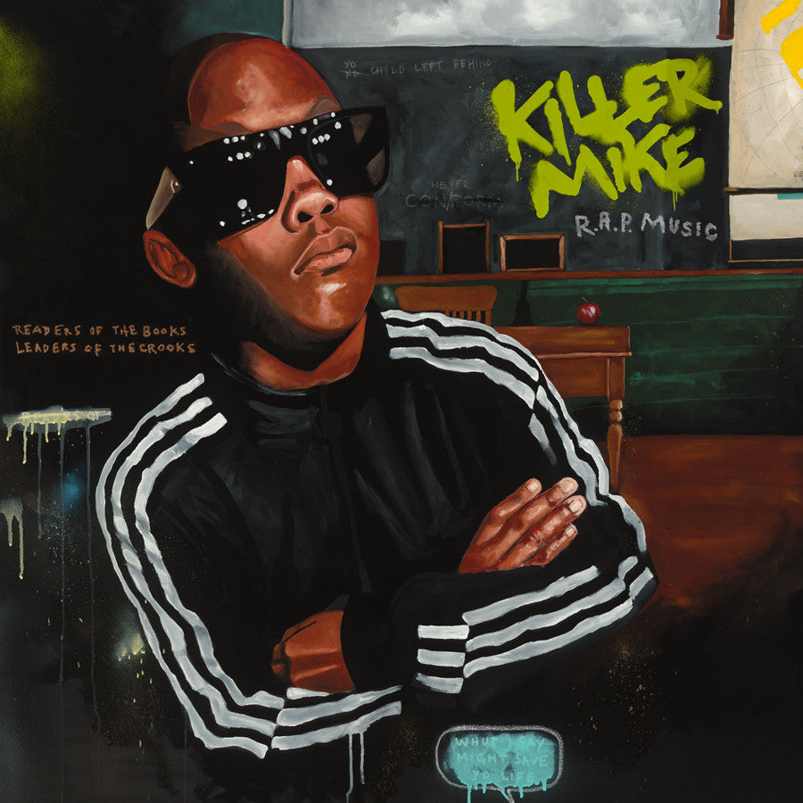 "Killer Mike ""R.A.P. Music"" LP Vinyl"