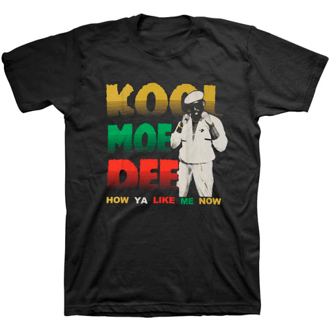 Kool Moe Dee 'How Ya Like Me Now' T-Shirt