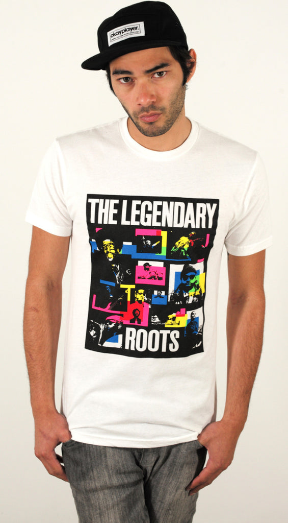 "The Roots ""Legendary Rockers"" II [2XL - 3XL]"