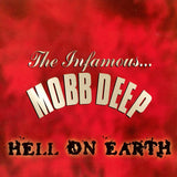 "Mobb Deep ""Hell on Earth"" 2xLP Vinyl"