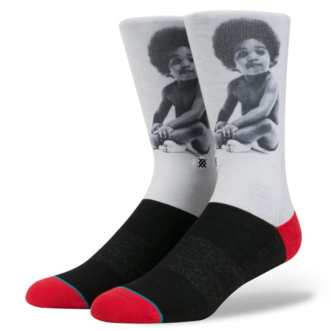 The Notorious B.I.G. - Ready to Die Socks
