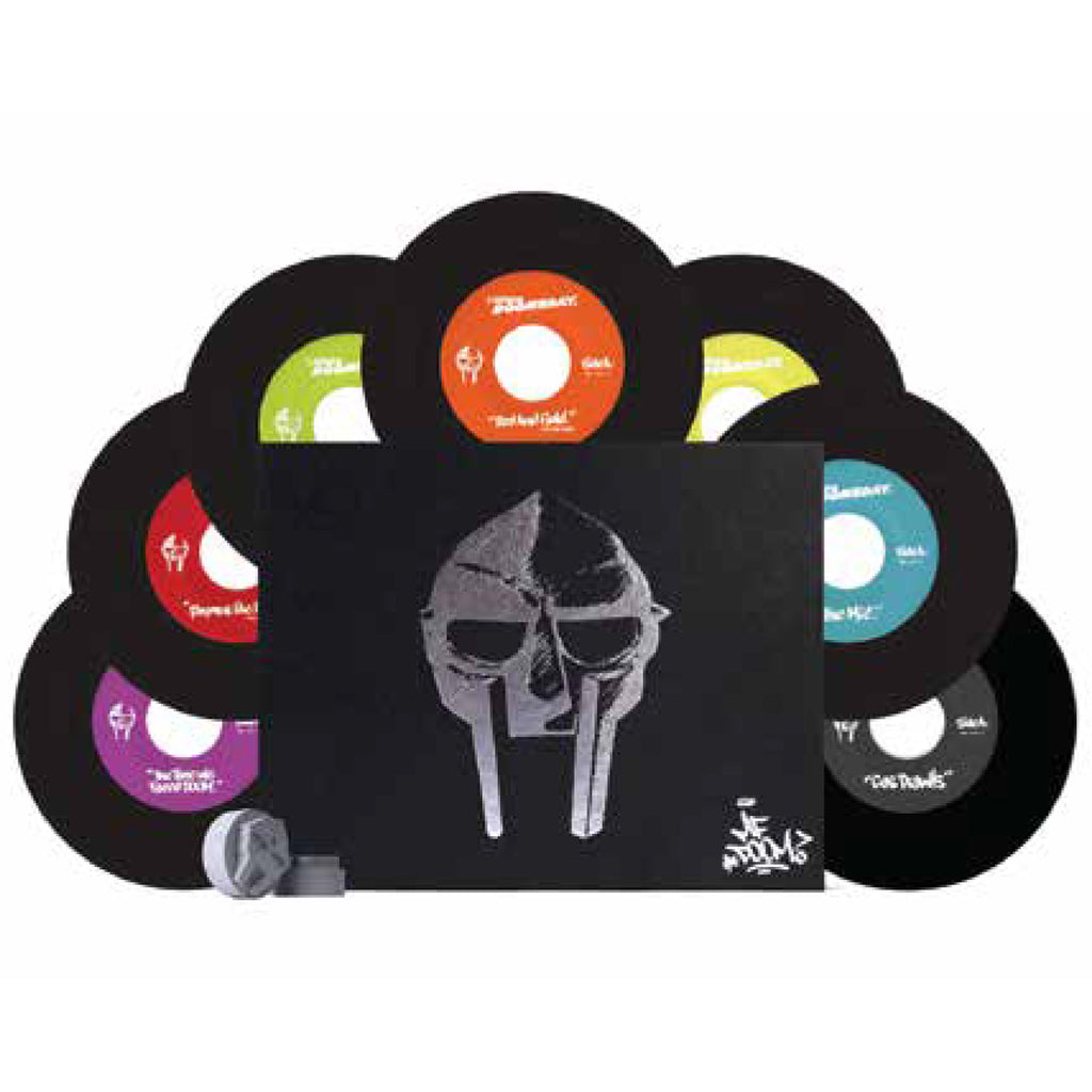 "MF DOOM ""Operation: Doomsday"" 7"" Vinyl Box Set"