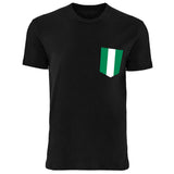 Nigeria Pocket T-Shirt [3XL - LAST ONE!]
