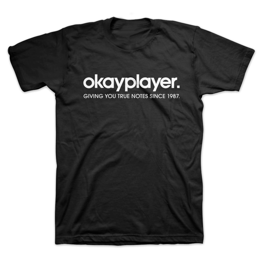 Okayplayer Logo (No Box) T-Shirt