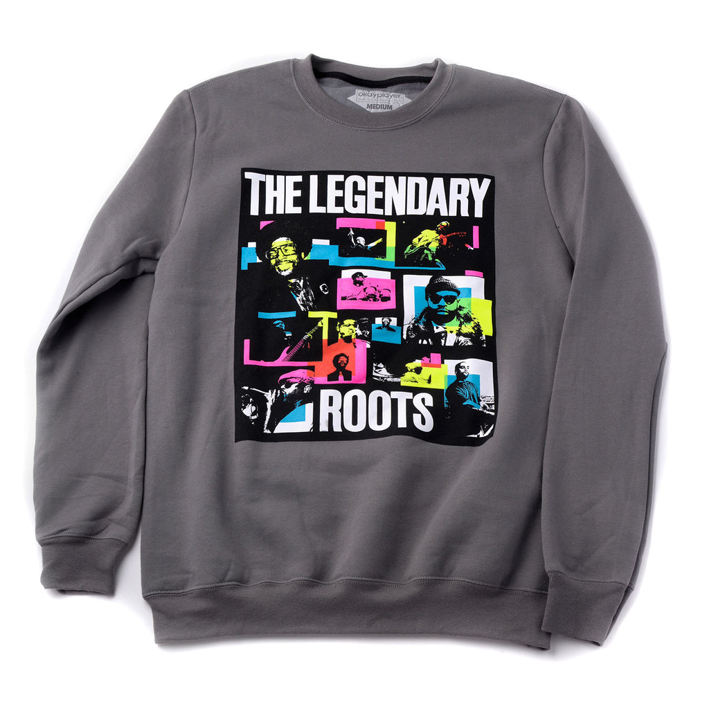 "The Roots ""Legendary Rockers"" II Sweatshirt"