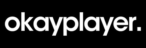 okayplayer Logo Sticker