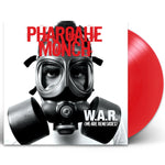 "Pharoahe Monch ""W.A.R. (We Are Renegades)"" 2xLP Red Vinyl"