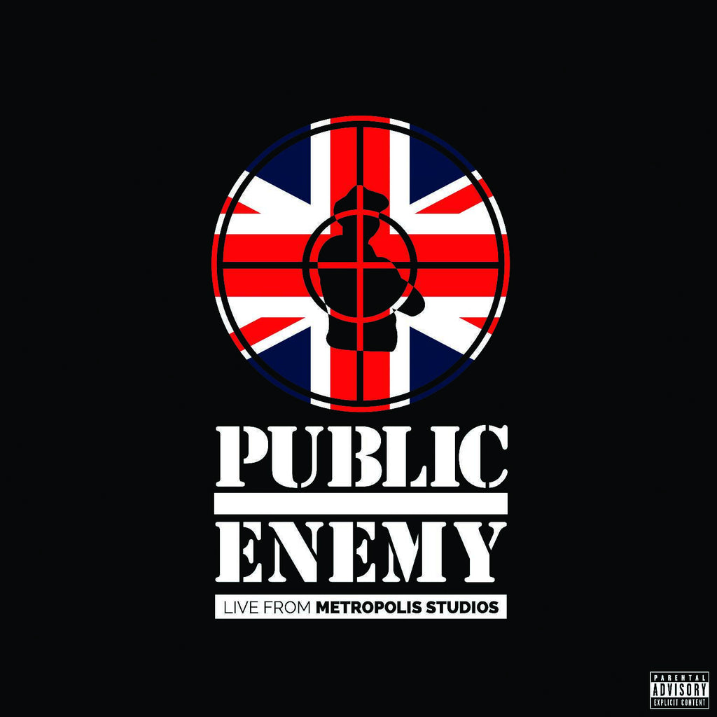 "Public Enemy - ""Live At Metropolis Studio"" 2LP Vinyl"