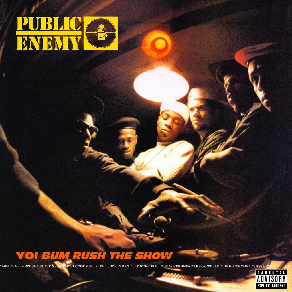 "Public Enemy - ""Yo! Bum Rush The Show"" LP Vinyl"