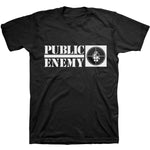 Public Enemy Logo T-Shirt