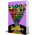 "Questlove ""Music Is History"" Book"