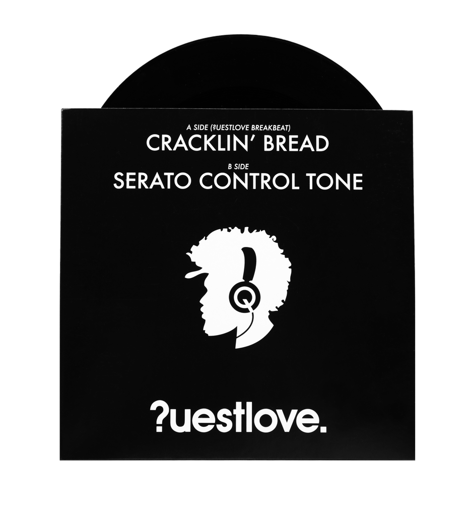 "Questlove Sufro Breaks 7"" #2 ""Cracklin' Bread"""