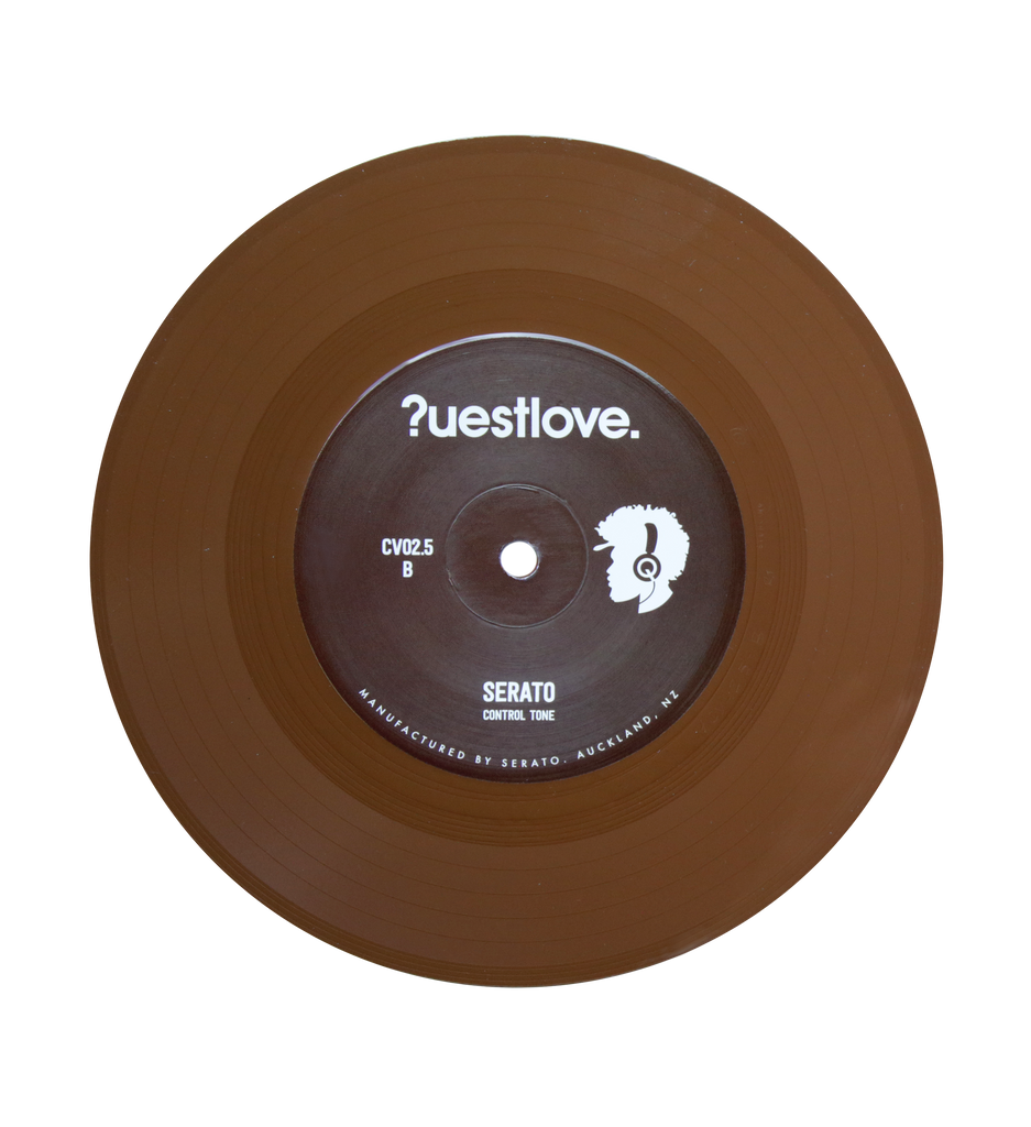 "Questlove Sufro Breaks 7"" #5 ""Collard Greens / Turnips"""