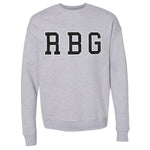 RBG Chenille Crewneck Sweatshirt x RBG Fit Club