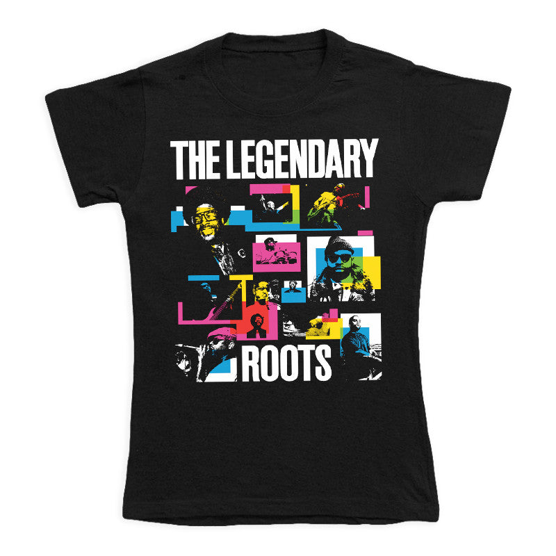 "The Roots ""Legendary Rockers"" II — Women's"