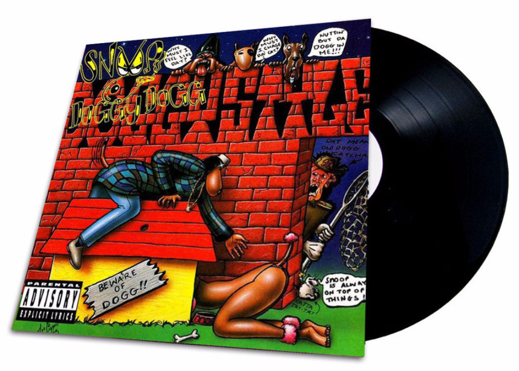 "Snoop Dogg ""Doggystyle"" 2xLP Vinyl"