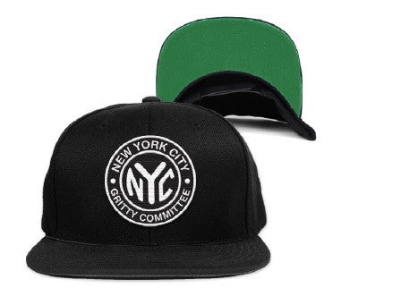 NYC Gritty Committee Snapback Hat