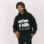 De La Soul Stakes Is High Hooded Sweatshirt