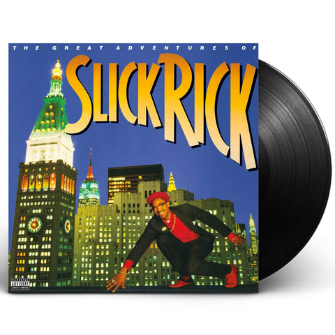 Slick Rick - The Great Adventures Of Slick Rick 2xLP
