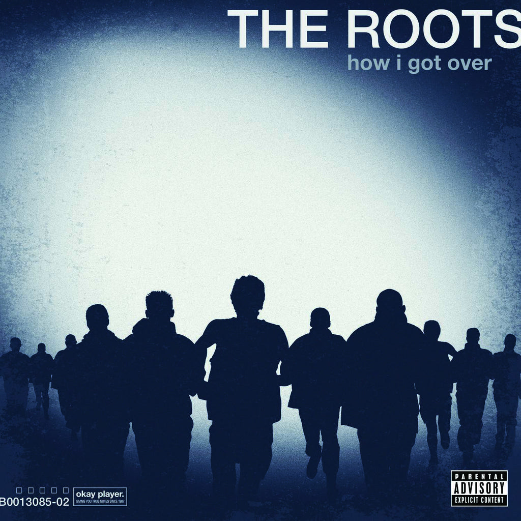 "The Roots ""How I Got Over"" LP Vinyl"
