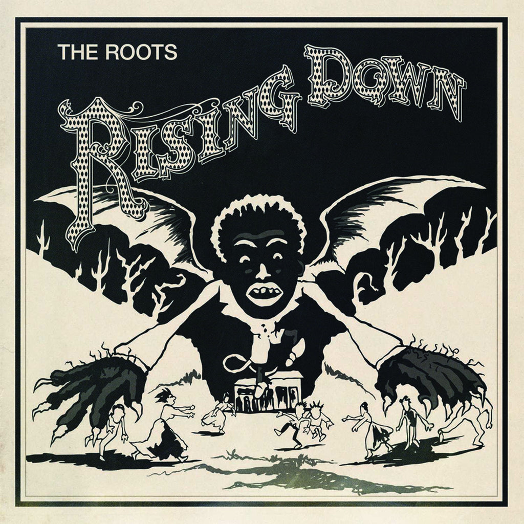 "The Roots ""Rising Down"" 2xLP Vinyl"