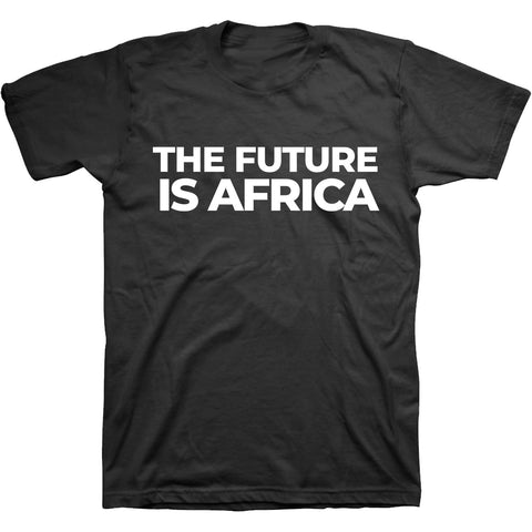 The Future Is Africa Tee