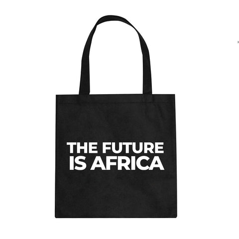 The Future Is Africa Tote