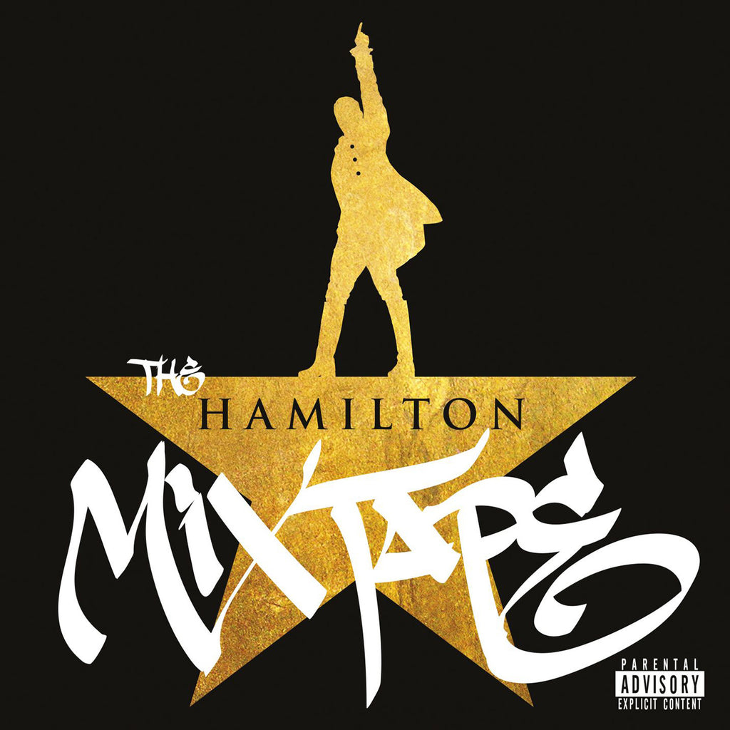 """The Hamilton Mixtape"" 2xLP Vinyl"