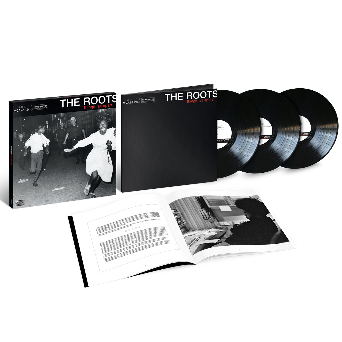 "The Roots ""Things Fall Apart"" Anniversary Edition 3xLP"