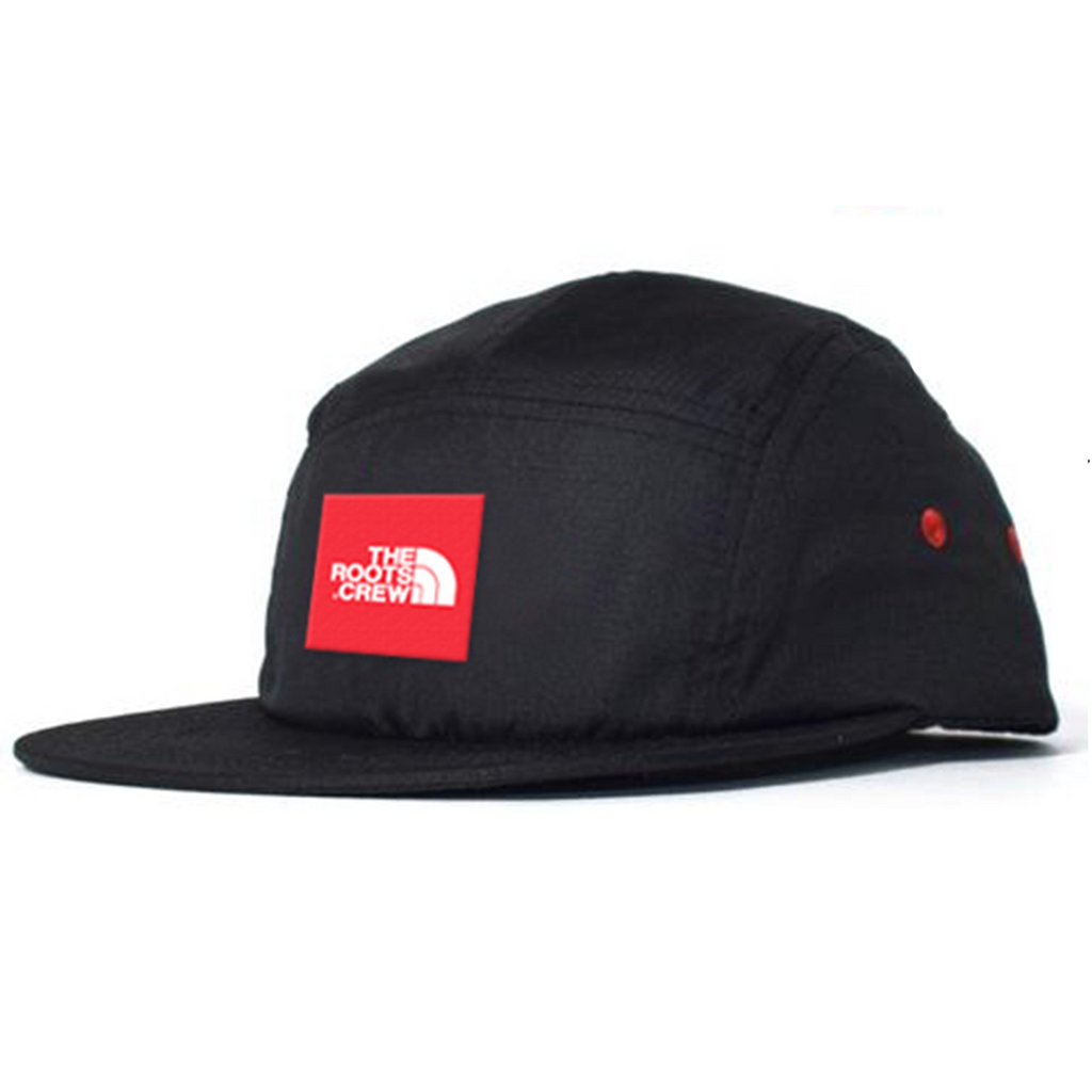 The Roots Crew Cinch Back Hat - Front