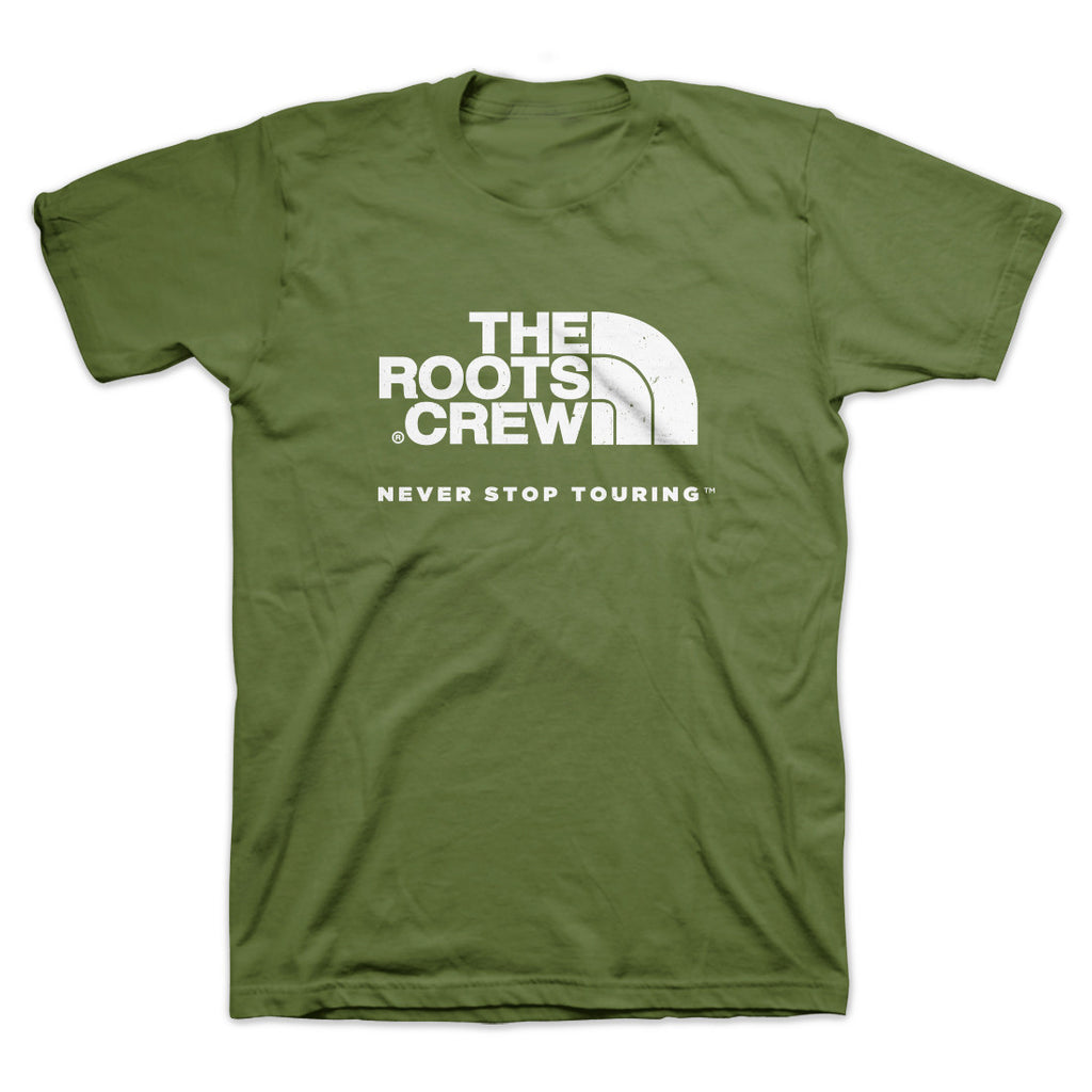 The Roots Never Stop Touring T-Shirt