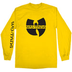 Wu-Tang Clan Logo Long Sleeve T-Shirt