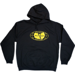 Wu Wear Globe Hooded Sweatshirt