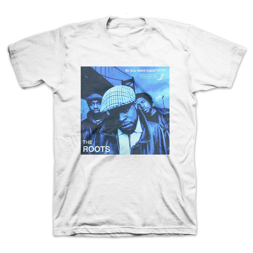 The Roots Do You Want More?!!!??! Album T-Shirt [Small]