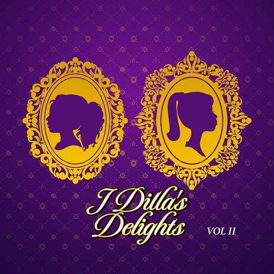 "J Dilla ""J. Dilla's Delights, Volume 2"" LP Vinyl [Black Friday 2017]"