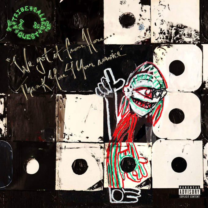 "A Tribe Called Quest ""We Got it From Here… Thank You 4 Your Service"" 2xLP Vinyl"