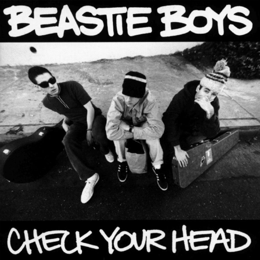 "Beastie Boys ""Check Your Head"" 2xLP 180 gram Vinyl"