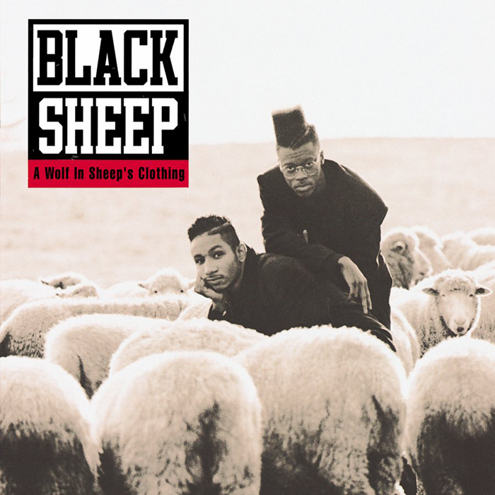 "Black Sheep ""A Wolf in Sheep's Clothing"" 2xLP Vinyl"