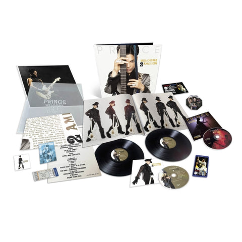 "Prince ""Welcome 2 America"" Box Set"