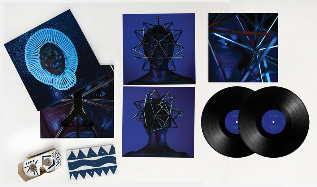 "Childish Gambino ""Awaken, My Love!"" 2xLP Virtual Reality Vinyl"