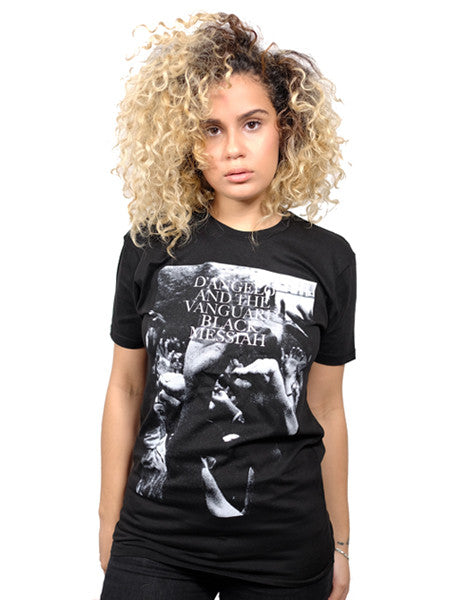 "D'Angelo and the Vanguard ""Black Messiah"" T-Shirt [XL]"