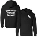dead prez RBG Hooded Sweatshirt