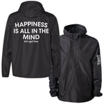 "dead prez ""Happiness"" Lightweight Windbreaker"