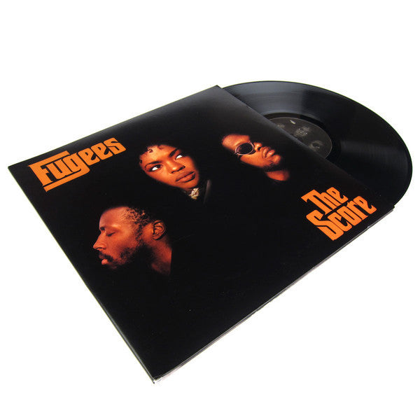 "Fugees ""The Score"" 2xLP Vinyl"
