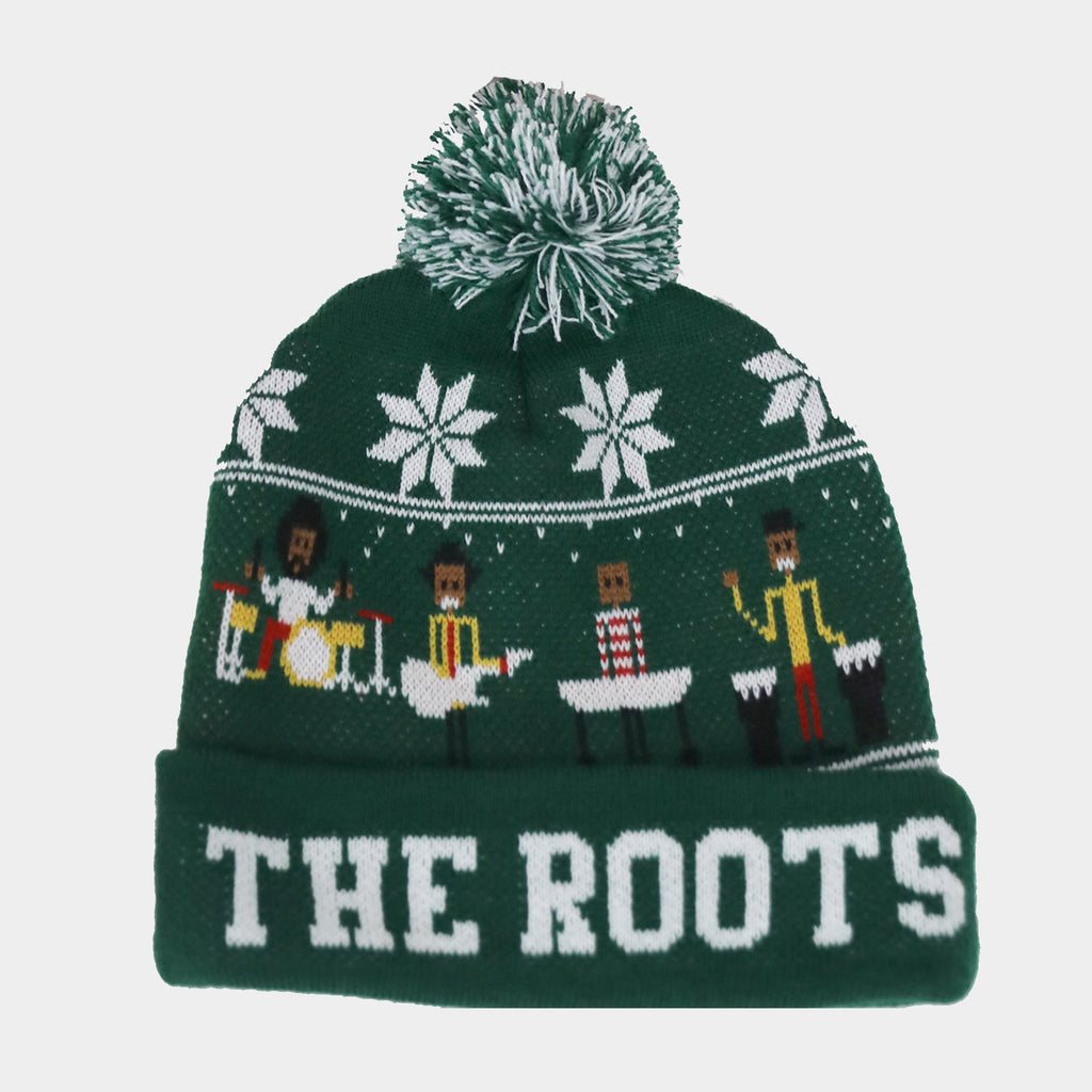 The Roots Holiday Knit Hat