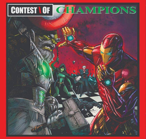 "GZA ""Liquid Swords"" Marvel Edition 2xLP Vinyl"