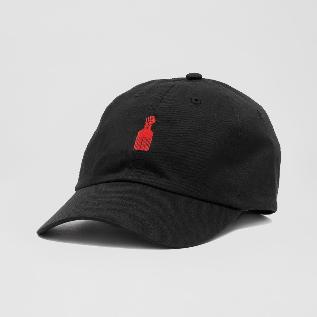 Okayplayer Afro Pick Strapback Hat