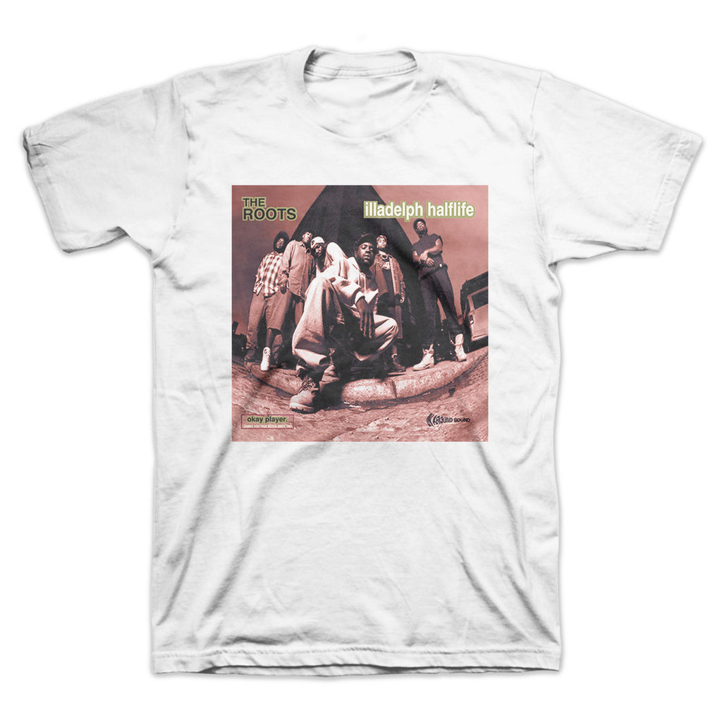 The Roots Illadelph Halflife Album T-Shirt